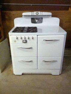 how to paint vintage appliances retro kelvinator fridge