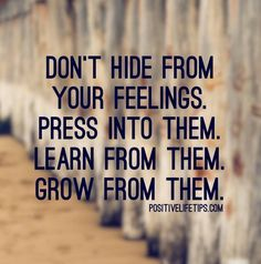 Feel them. ❤️