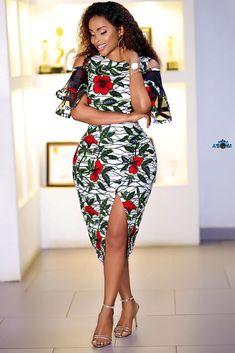 Check out modern african print dresses, african print dresses styles 2020, african dresses designs pictures 2020, beautiful african dresses styles African Fashion Ankara, Latest African Fashion Dresses, African Print Fashion, African Attire, African Wear, African Women, African Style, African Beauty, Short African Dresses