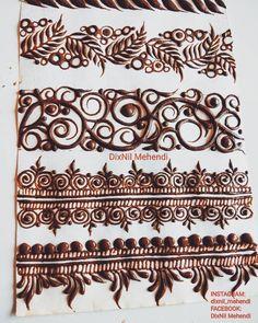 Modern Henna Designs, Finger Henna Designs, Beginner Henna Designs, Full Hand Mehndi Designs, Indian Mehndi Designs, Henna Art Designs, Mehndi Designs For Girls, Mehndi Design Pictures, Wedding Mehndi Designs