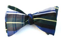 """""""fight song"""" 100% silk self tie with adjustable strap.  $45.00"""
