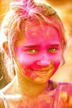 Holi Festival of Colors, Spanish Fork, Utah, Thomas Hawk, via Flickr