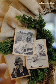 Dear Lillie: A Simple Christmas Wreath and Several New Products