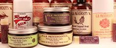 Blog Feature: GB Proudfoots Natural Skincare Products