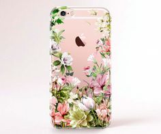 Clear Transparent iPhone 6 case iPhone 6s case by ARTICECASE