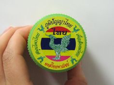 Innocent Culture Blog für asiatischen Lifestyle & koreanischer Kosmetik: Thailändische Riechdöschen