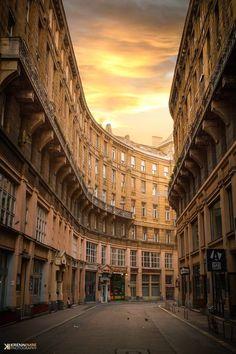 Anker köz, Budapest, Hungary