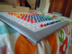 tabla perforada DIY