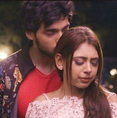 They say finding true love at nineteen is a blessing. Couples Images, Cute Couples, Love Dairy, Erica Fernandes, Niti Taylor, Dear Crush, Cute Love Couple, Actor Photo, Tv Actors