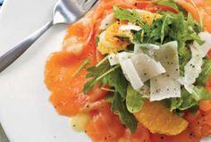 Recette - Salade de saumon fumé à la méditerranéenne | Décormag