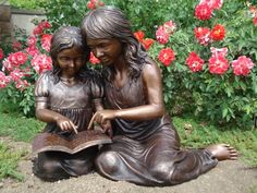 These beautiful young ladies reading will bring a lifetime of joy to your home or garden. Call us today at (877) 528-2531 to discuss your specific needs.