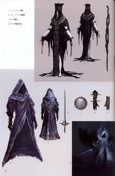 Fantasy Concept Art, Dark Fantasy Art, Game Concept Art, Bloodborne Art, Dark Souls 2, Dark Spirit, Soul Art, Bear Art, Fantasy Warrior