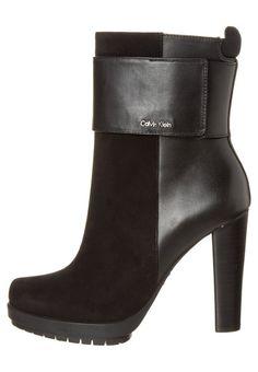 CK Calvin Klein - ALLISON - High Heel Stiefelette - black,190