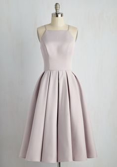 Beloved and Beyond A-Line Dress in Lilac