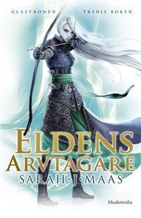 http://www.adlibris.com/se/organisationer/product.aspx?isbn=9177018222   Titel: Eldens arvtagare - Författare: Sarah J. Maas - ISBN: 9177018222 - Pris: 189 kr