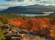 The Best Fall Leaf Peeping Road Trips | Jetsetter