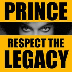 Prince was a good man and his memory should be totally respected.