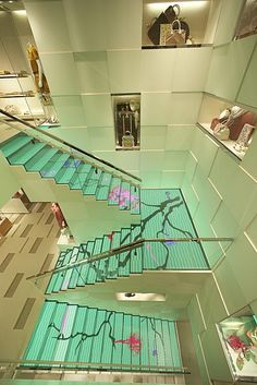 Louis Vuitton store ♥ ♥ www.paintingyouwithwords.com