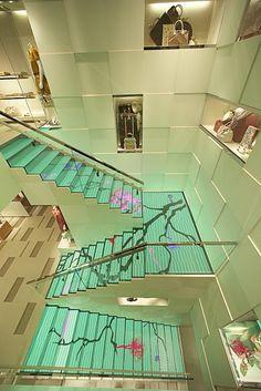 Louis Vuitton store  ♥ ♥ www.paintingyouwithwords.com