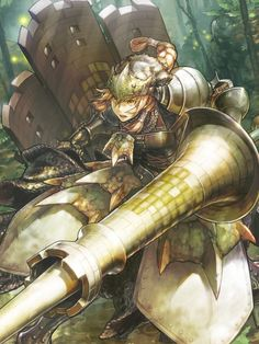 Monster Hunter mezeporta kaitaku-ki || (Can anyone track the artist behind this piece?)