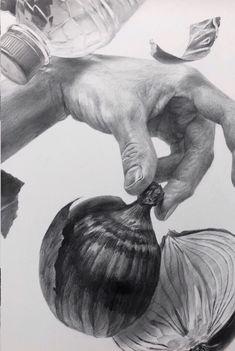 Ap Drawing, Hand Drawing Reference, Still Life Drawing, Drawing Skills, Figure Drawing, Realistic Pencil Drawings, Pencil Art Drawings, Art Sketches, Basic Sketching
