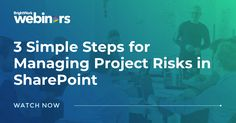 3 Simple Steps for Managing Project Risks in SharePoint #SharePoint2019 #SharePoint2016 #SharePoint2013 #SharePoint #projectmanagement #projects #PPM #PMO #BrightWork #PPMsoftware #riskmanagement #projecrisks #SharePointrisk #riskreport