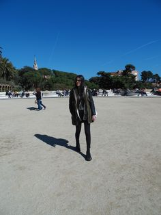 Barcellona: Park Guell