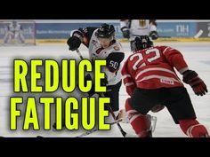 Hockey Training Tip To Prevent Fatigue - HockeyVideoCenter Hockey Workouts, Hockey Drills, Hockey Players, Agility Workouts, Interval Workouts, Hockey Girlfriend, Hockey Mom, Field Hockey, Bruins Hockey