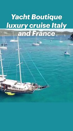 Luxury Yachts, Luxury Cars, Luxury Travel, Luxury Interior Design, Luxury Home Decor, Cruise Italy, Cruise Holidays, Sailing Holidays, Mediterranean Sea