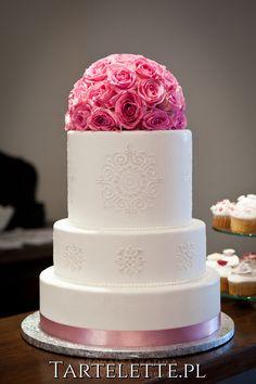 #weddingcake #cracow #natural #tartelette #wedding #white
