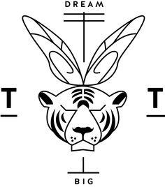 Tink + Tiger logo