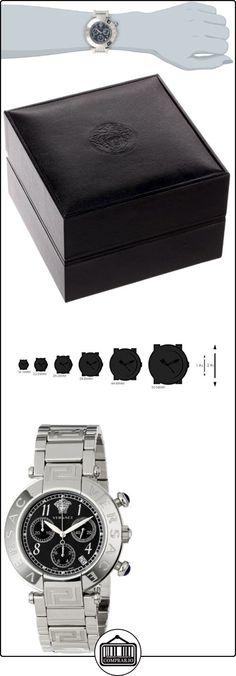 Versace reloj hombre New Reve cronógrafo Q5C99D009S099 de  ✿ Relojes para hombre - (Lujo) ✿