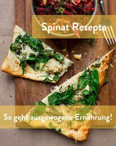 Spinat Rezepte zu gesunden Speisen verkochen Marley Spoon, Meat, Food, Spinach Recipes, Fresh, Food Food, Meals