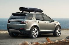 Land Rover Discovery Sport - Compact Crossover SUV | Land Rover USA