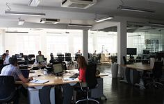 Coworking Space - Workhouse, London, UK