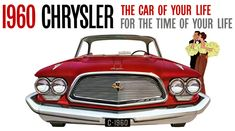 Vintage Cars :: Classic Car Art :: Vintage Ads :: 1960 Chrysler New Yorker Vintage Trucks, Vintage Ads, Vintage Advertisements, Vintage Style, Alfa Romeo, Mopar, Dodge, Chrysler Windsor, Jeep