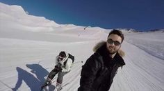 Perfect day - Ski 2015 GoPro Hero 4 This video is mine, shot with the gopro hero 4 silver in the french Pyrénées at 720p60