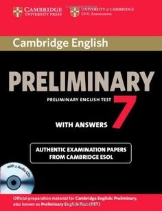 Business plus 2 preparing for the workplace students book cambridge english preliminary 7 with answers official examination papers from university of cambridge fandeluxe Gallery