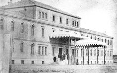 1857 Antiguo Hospital de la Princesa de Madrid