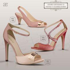 #Zapatillas ideales para una #hermosa #fiesta