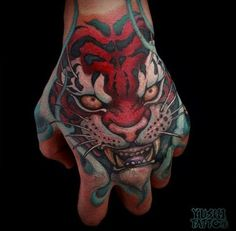 perro fu tattoo new school - Szukaj w Google