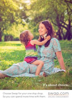 Swap.com is a one stop shop for all of your apparel needs!  Buy fashionable Baby, Kids', Women's and Maternity clothing for up to 95% off retail prices.