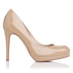 classic pointed pumps - Nude & Neutrals Dsquared2 WENgAAzN3