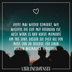 family quotes Visual Statements Heute mal wieder g - quotes Sarcastic Quotes, True Quotes, Best Quotes, Motivational Quotes, Funny Quotes, Missing Best Friend, Best Friends, Friendship Love, Friendship Quotes