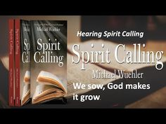 We sow, God makes it grow. 10/1 - YouTube Top Books To Read, Spiritual Disciplines, Christian Devotions, Spirituality, Faith, God, Reading, Dios, Spiritual