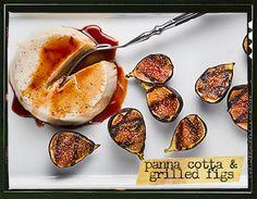Vegan Almond Panna Cotta with Date Syrup Recipe