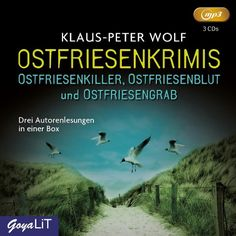 Ostfriesenkrimis - Klaus-Peter Wolf