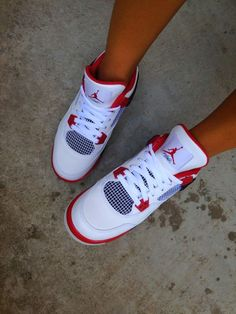 I would typically think that Jordan's are beyond ghetto but I'm not gonna lie I kinda of like these