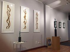 Exposición de F.Osorio grabados y esculturas