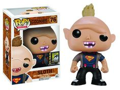 Pop! Movies: The Goonies - Sloth SDCC 2014 Exclusive - The Goonies Figures